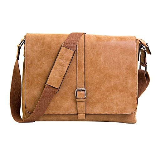 PortoVino Messenger Bag (Camel)