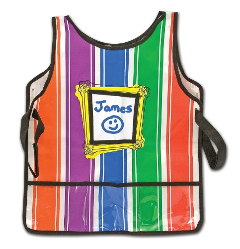 Melissa & Doug Art Essentials Artist Smock - One Size Fits All 4219