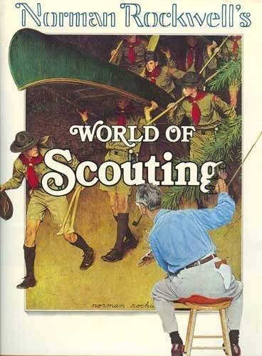 Norman Rockwell's World of Scouting by Brand: Harry N Abrams