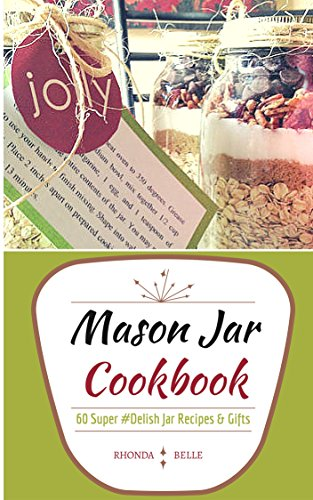 Mason Jar Cookbook Recipes Seasoning ebook