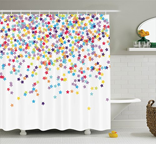 star shower curtain - 6
