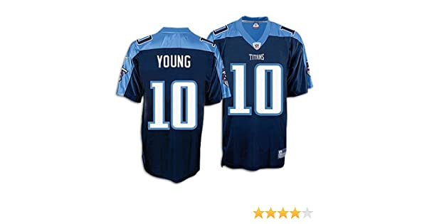cf6b441ea117 Amazon.com   Reebok Tennessee Titans Vince Young Replica Alternate Jersey  Extra Large   Sports Fan Jerseys   Sports   Outdoors