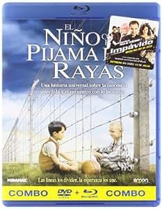 El niño con el pijama de rayas (Blu-Ray + DVD) [Blu-ray]