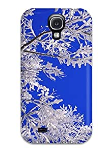 For Galaxy S4 Premium Tpu Case Cover Snow S Protective Case