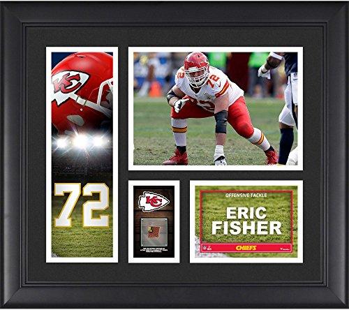 Eric Fisher Kansas City Chiefs Framed 15