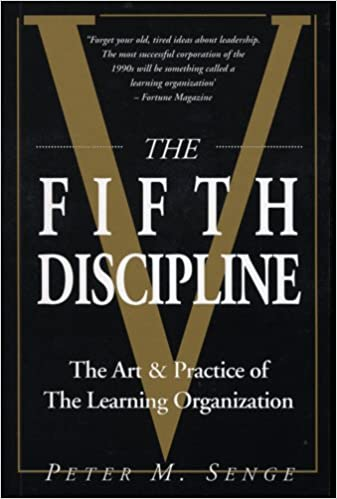 amazoncom the fifth discipline art and practice of the learning organization century business 9780712656870 peter m senge books