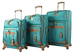 Image of the product Steve Madden Luggage 3 that is listed on the catalogue brand of Steve Madden Luggage.