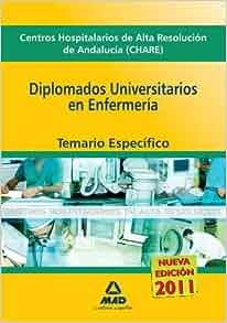 Diplomado Universitarios en Enfermería de Centros