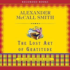The Lost Art of Gratitude Audiobook