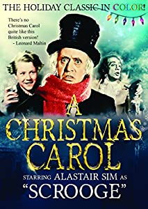 A Christmas Carol (Colorized) from VCI Entertainment