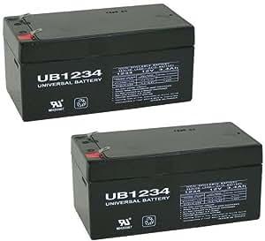 Amazon.com: APC Back UPS ES 350 Battery - 2 Pack: Automotive
