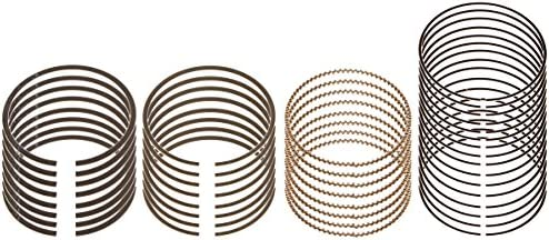 Hastings 2C4286060 4-Cylinder Piston Ring Set