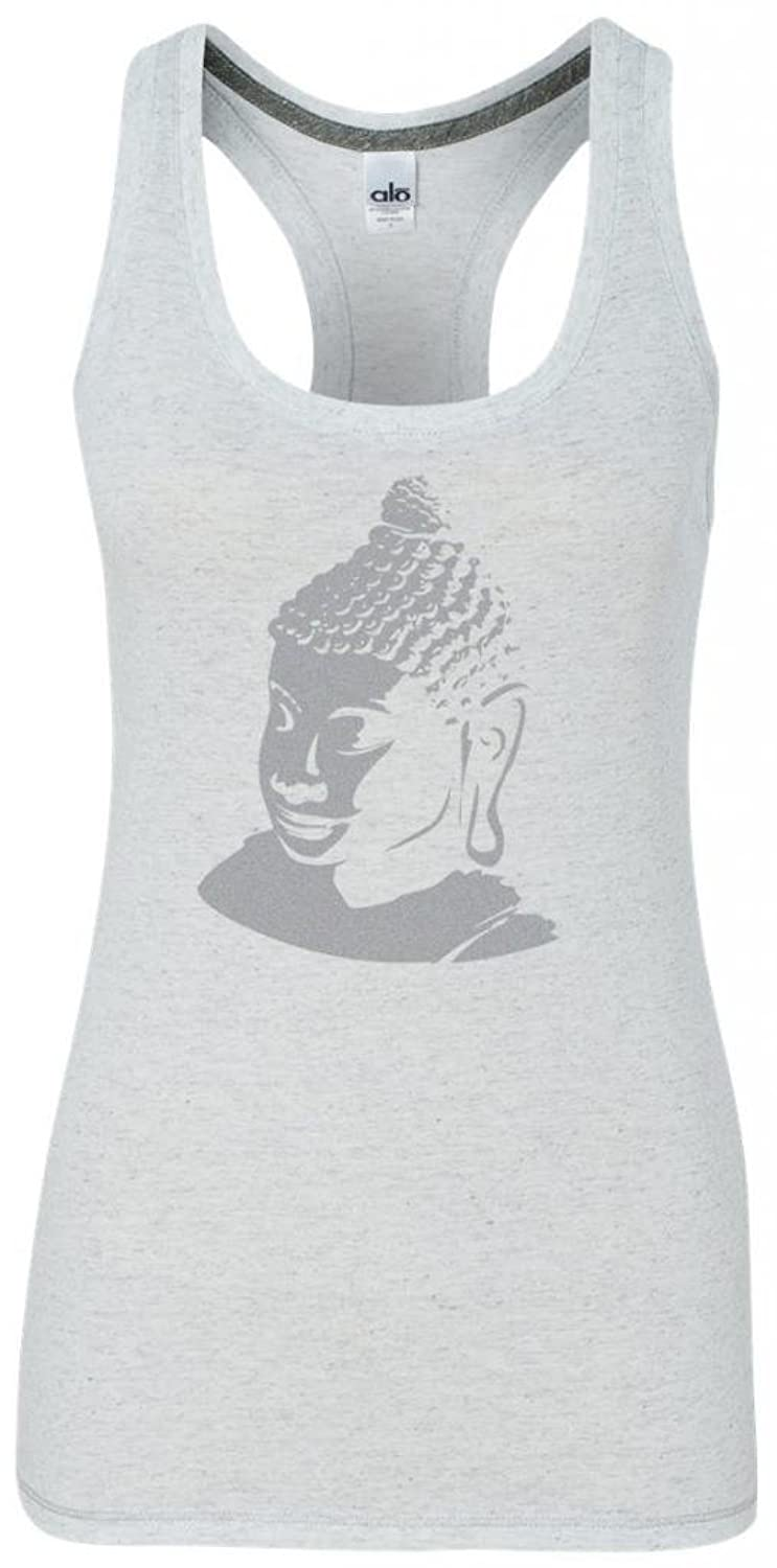 Yoga Clothing For You Ladies Buddha Racerback Tank Top