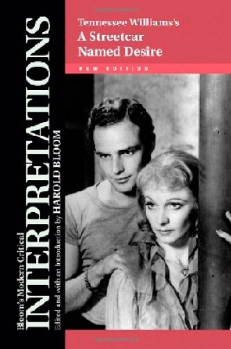 Tennessee Williams's A Streetcar Named Desire (Bloom's Modern Critical Interpretations (Hardcover))