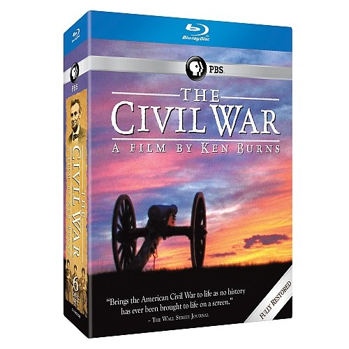 Ken Burns: The Civil War 25th Anniversary Edition Blu-ray