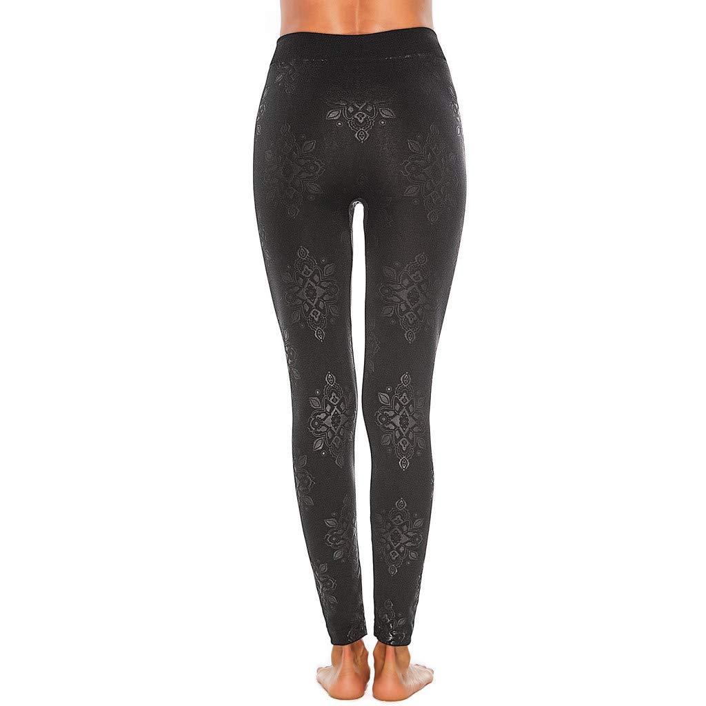 YanHoo - Leggings Deportivos de Mujer, Pantalones Largos de ...