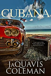 Book Cover: Cubana