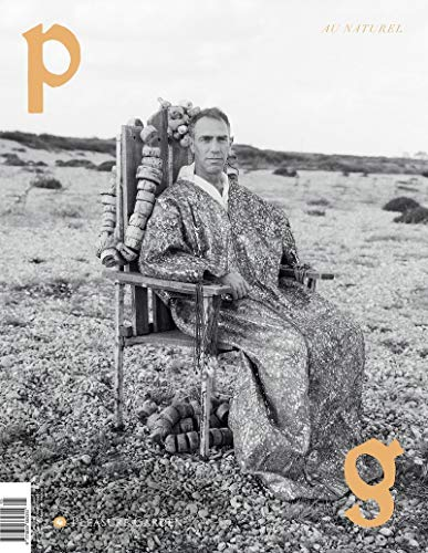Pleasure Garden Magazine Issue 5 (Spring/Summer, 2019) Derek Jarman Cover