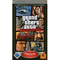 Grand Theft Auto: Liberty City Stories [Platinum] - [Sony PSP]