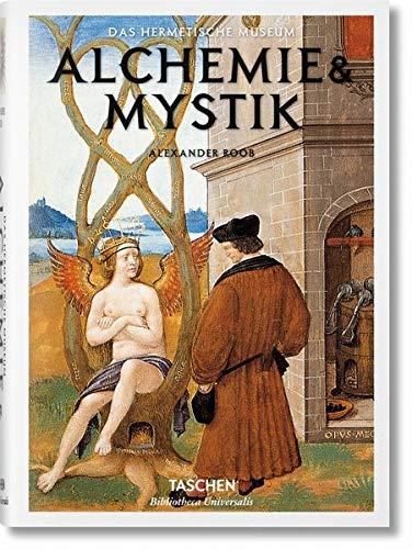 Alchemie & Mystik Gebundenes Buch – 3. September 2018 Alexander Roob TASCHEN 3836549336 Bildende Kunst