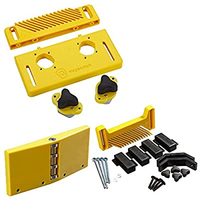 Magswitch Starter Kit w/ Vertical Featherboard Attachment & Resaw Guide