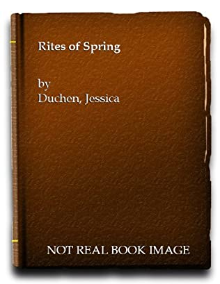 book cover of Rites of Spring