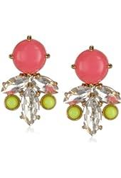 Juicy Couture Gemstone Stud Earrings