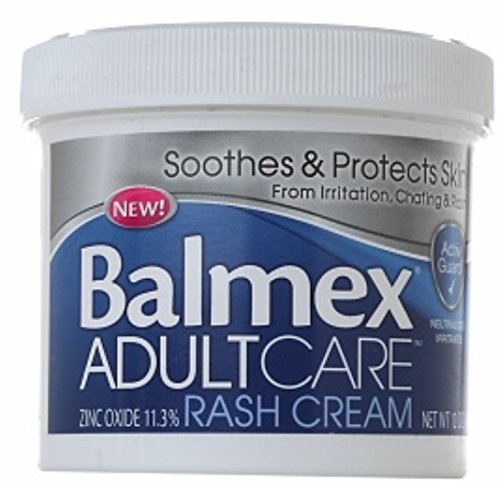 Balmex Adult Care Rash Cream 12 oz (Pack of 9) by Moberg Pharma North America Llc