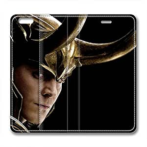 JHFHGVH Leather Case for iPhone 6, Tom Hiddleston Stylish Durable Leather Case for iPhone 6