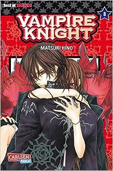 Book Vampire Knight 08