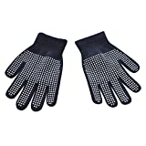Knit Gloves New Winter Warm Magic-Stretch Gripper Glove Kids Size Colorful Set