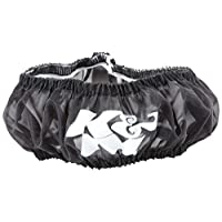 K&N HD-0800DK Envoltura de filtro de cargador seco negro - Para su filtro K&N HD-0800