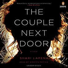The Couple Next Door: A Novel Audiobook by Shari Lapena Narrated by Kirsten Potter