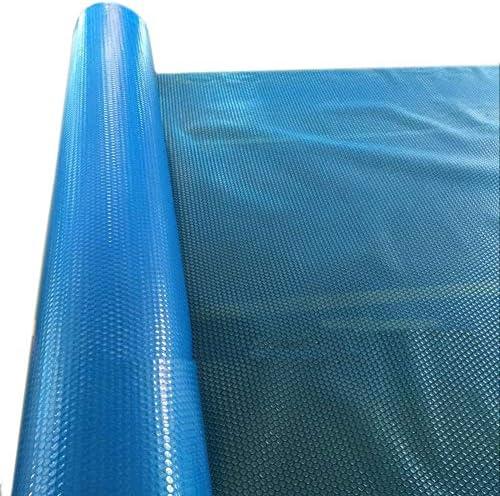 プールカバー プール&ホットタブカバー、地上および地上の長方形のスイミングプール、防水防塵UV耐性の暖房毛布 (Size : 4m × 6m(13ft×19ft))