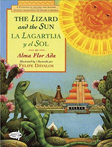 The Lizard and the Sun / La Lagartija y el Sol (Picture Yearling Book) (Spanish Edition)