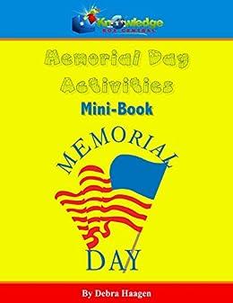 Amazon Com Memorial Day Activities Ebook Debra Haagen Kindle Store