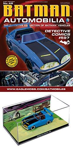 Batman Automobilia #48 Detective Comics #597 NO MAGAZINE