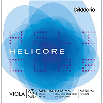 daddario-helicore-viola-single-g