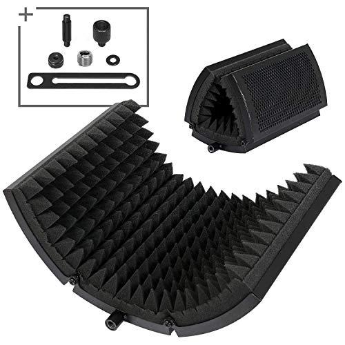 TONOR Microphone Isolation Shield