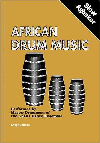 Ghana drum music