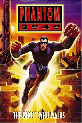 DVD : Phantom 2040 Movie (DVD)