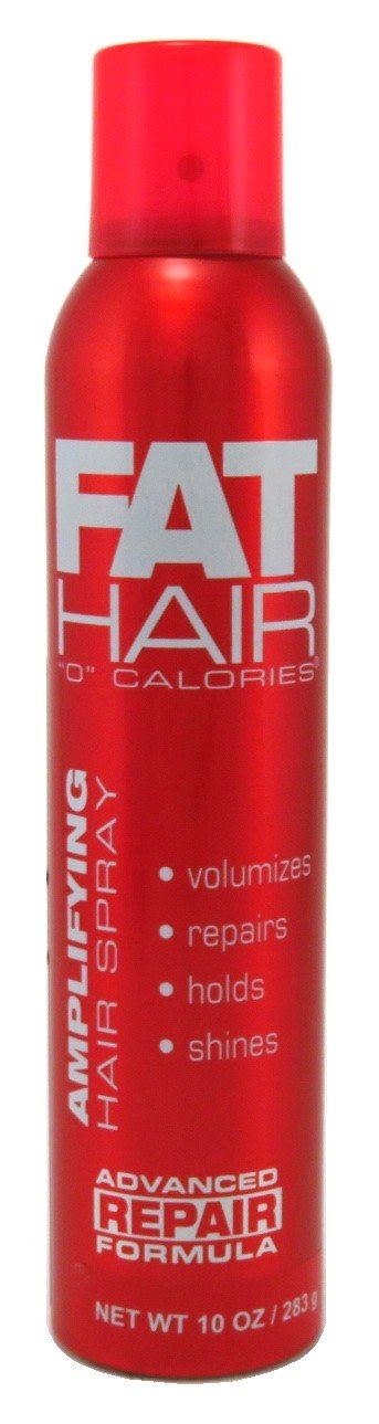 Samy Fat Hair Amplifying Hair Spray 10 Ounce (295ml) (2 Pack)