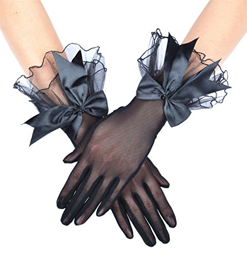 Stretch Gloves Sheer
