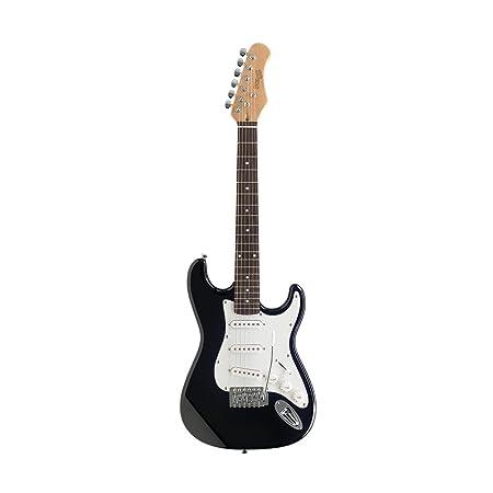 Stagg S300 3/4 ORM - Guitarra eléctrica, color naranja: Amazon.es: Instrumentos musicales