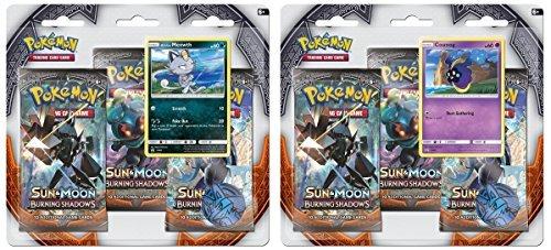 Pokemon TCG: Both Sun & Moon Burning Shadows Three Pack P...