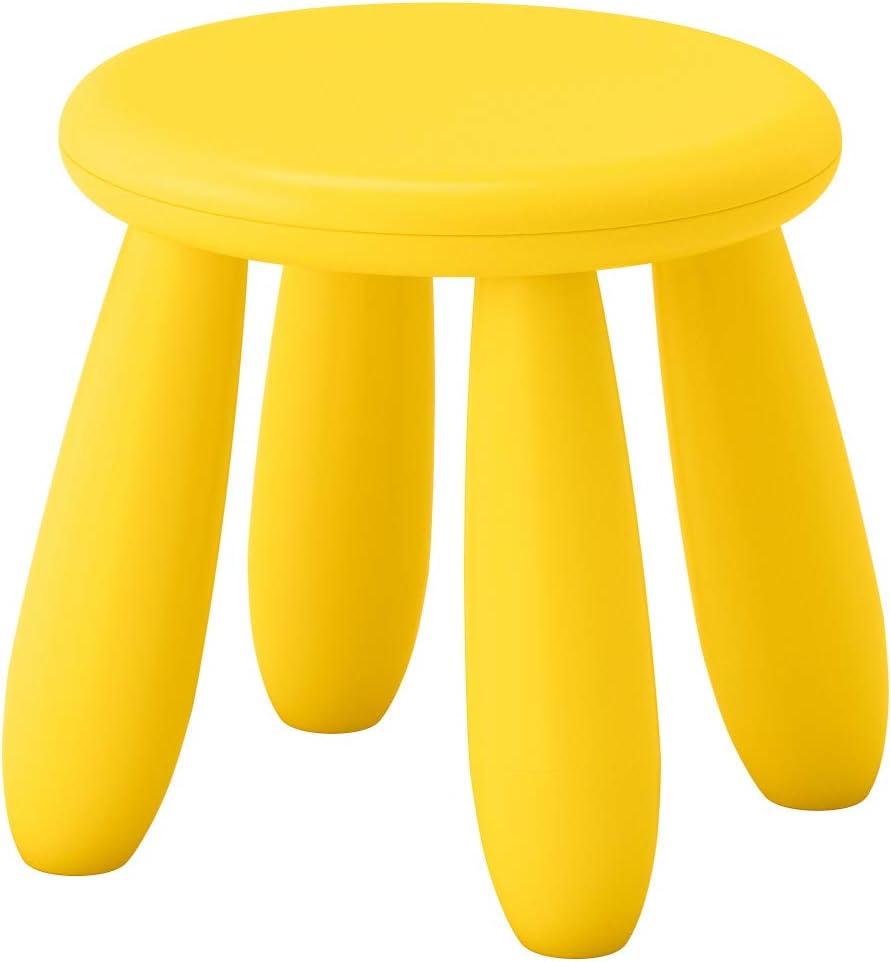 IKEA ASIA Mammut Childrens Stool (Yellow)