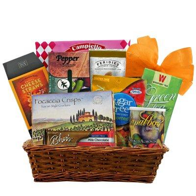 The Sweetest Sampler Gourmet Sugar Free Gift Basket