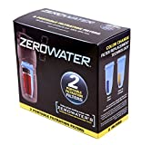 ZeroWater Tumbler Replacement Filters 2-Pack BPA-Free