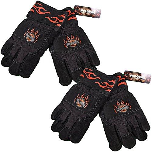 Harley Davidson Ladies Gloves - 7