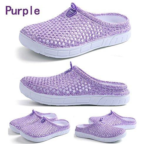 161 Femme Mules Margay Violet YY S5qtw4
